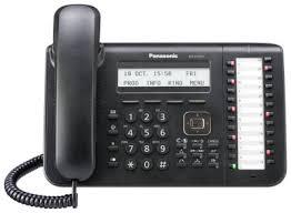 Cyfrowy telefon systemowy KX-DT543