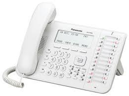 Cyfrowy telefon systemowy KX-DT546